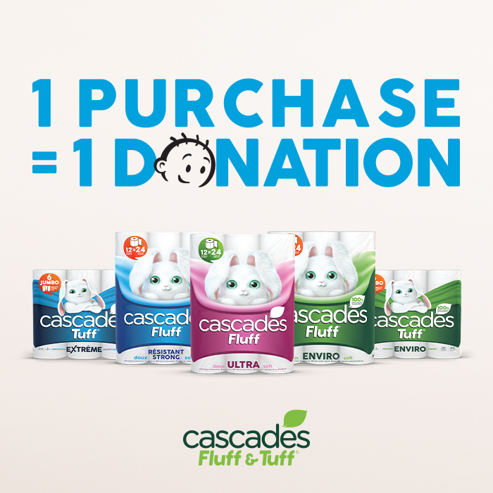Cascade 1 Purchase 1 Donation