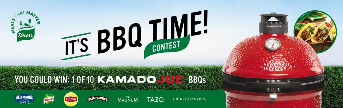 it's bbq time contest