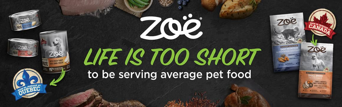 Life is too short to serve average pet food!