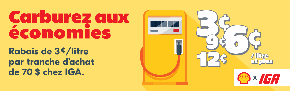 Réduction sur le carburant