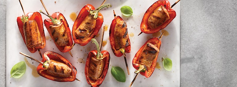 Hot Sweat Peppers