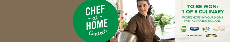 Chef at home contest
