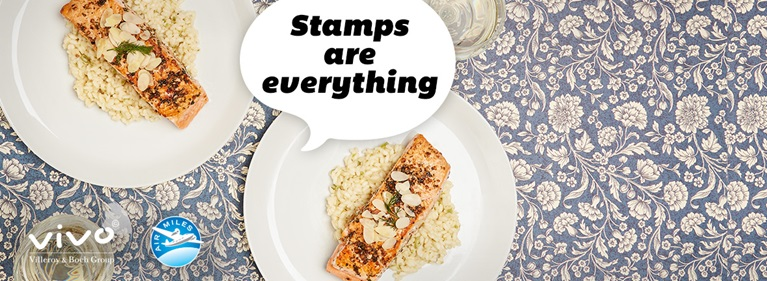 Only a few days left to accumulate stamps