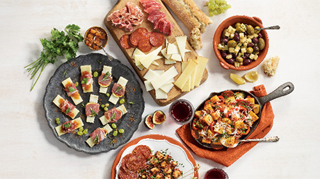 Treat your taste buds to a taste of Spain!