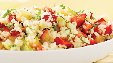 Orchard Fruit Couscous