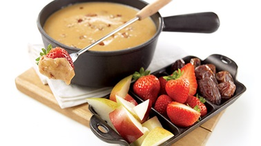 Dessert fondue for sweet tooths