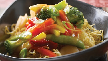 Chinese-style vegetables