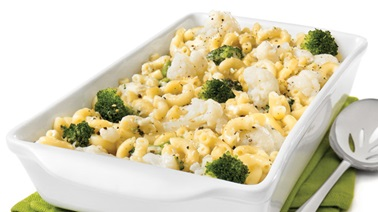 Reinvented macaroni and cheese