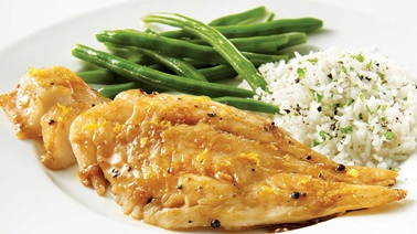Hoisin-orange haddock
