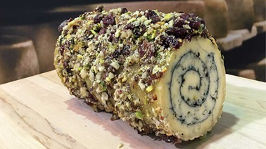 Savoury Le Ballot cheese log
