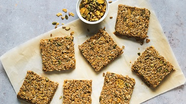 No-Bake Protein Snack Bars