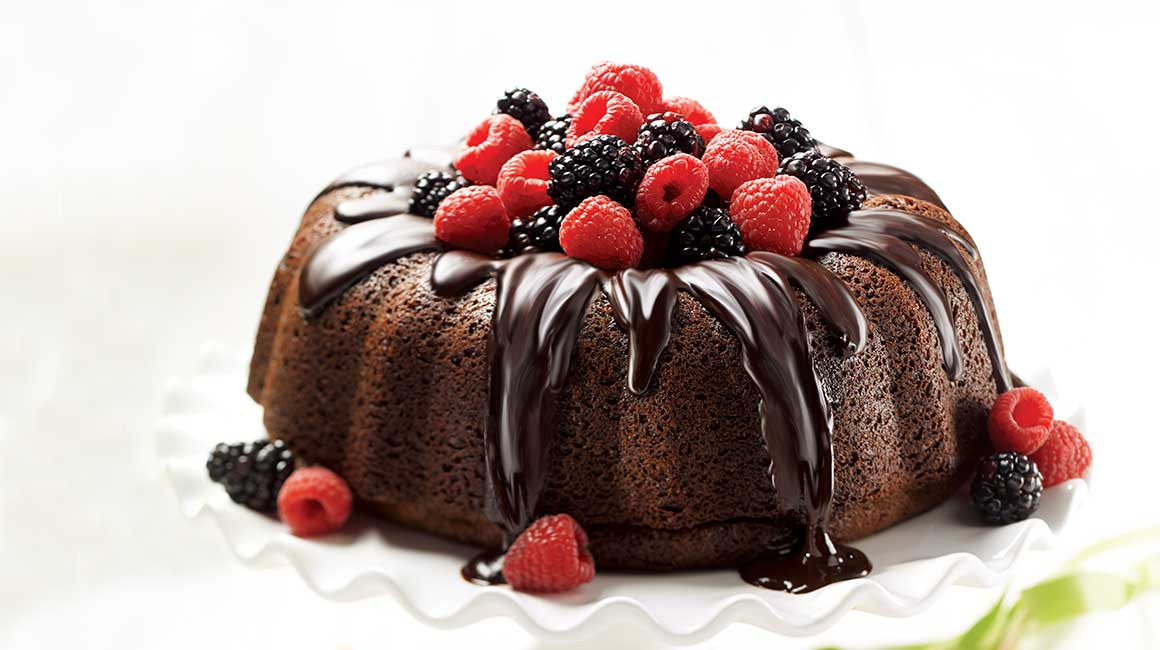 Chocolate Noir Cake