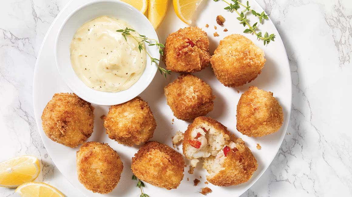 Salt cod croquettes iga recipes appetizer easy fish for Entree originale et facile