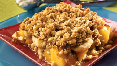 Four-fruit crisp