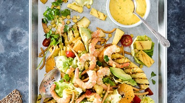 Californian Shrimp Salad
