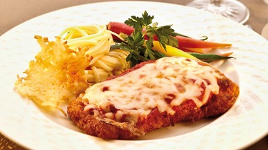 Quebec Grain-Fed Veal Parmigiana