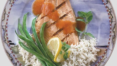Spicy Trout Fillets