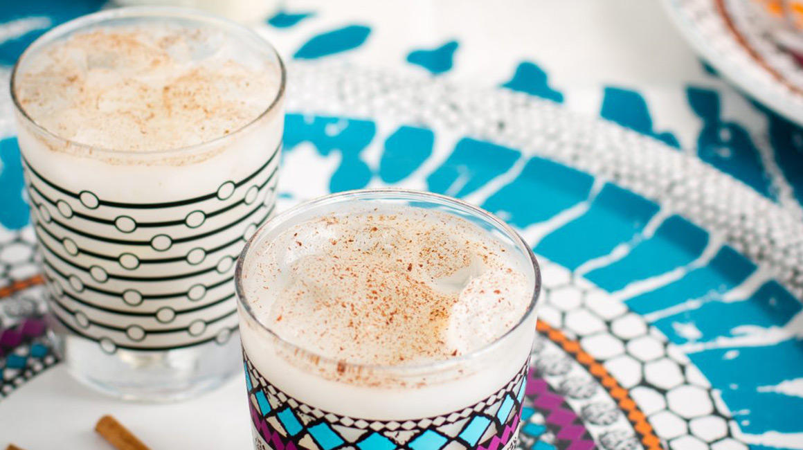 Horchata traditionnelle