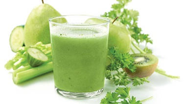 Vitamin-Rich Green Juice