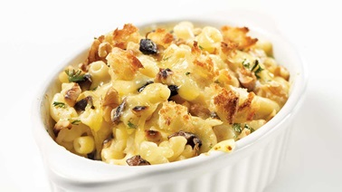Gourmet Two-Cheese Macaroni