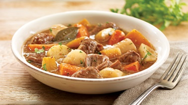 Stout pork stew from Stefano Faita