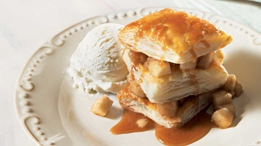 Apple mille-feuille