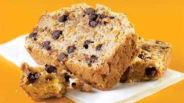 Chocolate chip squash bread