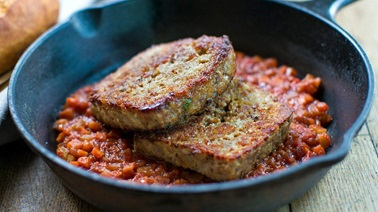Easy Meatloaf by Stefano Faita