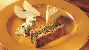 Country-style Pâté with Pistachios and Cranberries