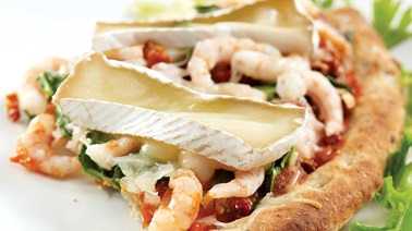 Marquis de Témiscouata Shrimp Pizza
