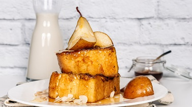Cajou Cuisine Classic French Toast