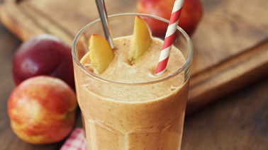 Peach Energizer Smoothie