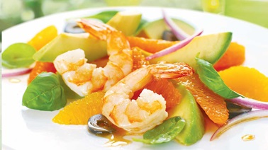Citrus Summer Salad