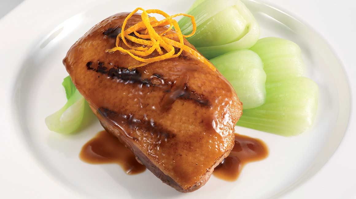 Asian Smoked Duck Breasts