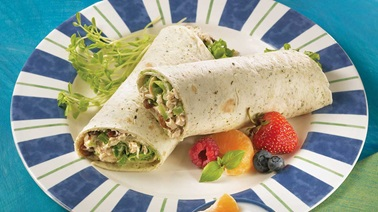 Sunshine Tortilla Wraps