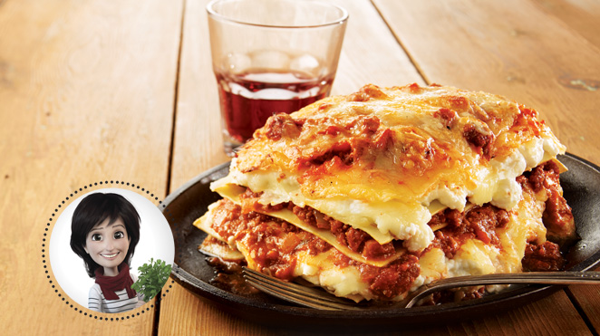 A Nice Lasagna From Jos 233 E Di Stasio Iga Recipes