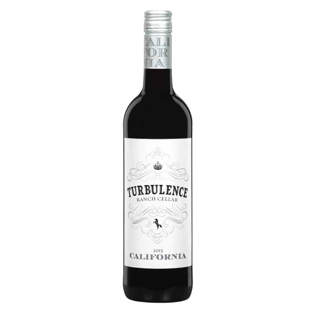 TURBULENCE RED WINE