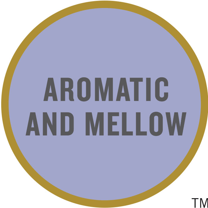Aromatic and Mellow