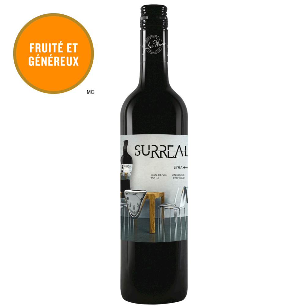 Surreal Syrah