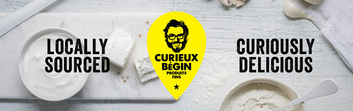 The curious products from Christian Bégin!