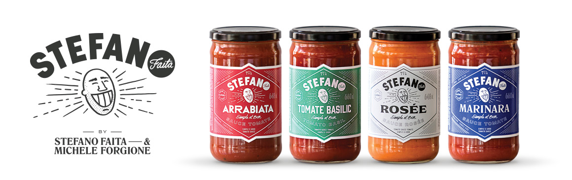 Stefano Faita launches his own line of Italian sauces exclusively at IGA