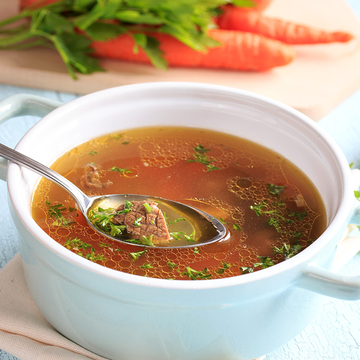 Choosing the right broth is critical