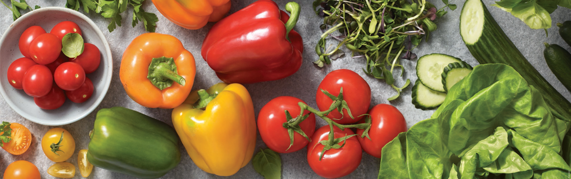 Greenhouse fruits and vegetables: a good way to eat fresh and local