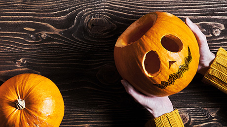 Easy recipes for a frightfully fun Halloween