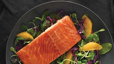 Discover the exceptional smoked salmon by Les Fumoirs Gosselin
