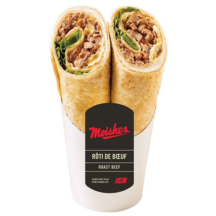 Wrap Moishes