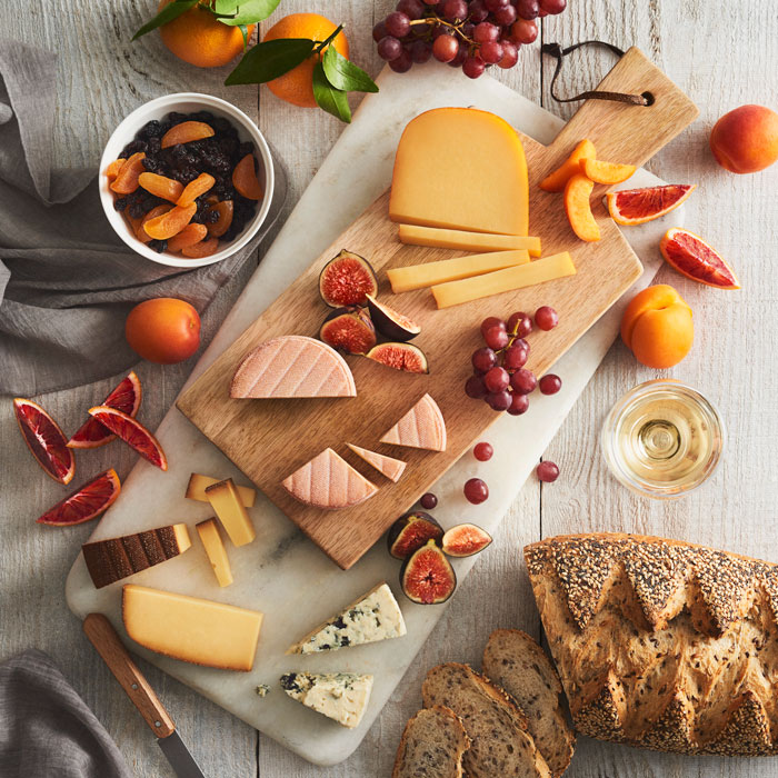 ELEVATE YOUR CHEESE PLATTER TO MVP STATUS