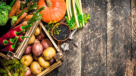 8 foods to cook for a vegetarian fall