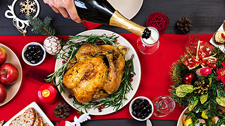 Celebrate the holidays differently with simplified, adapted cuisine