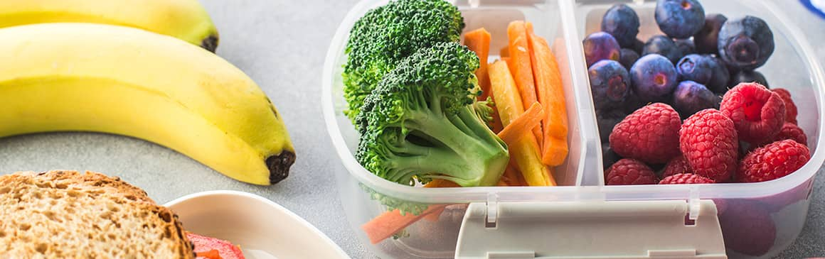 Lunchboxes: The ABCs of a healthy lunch